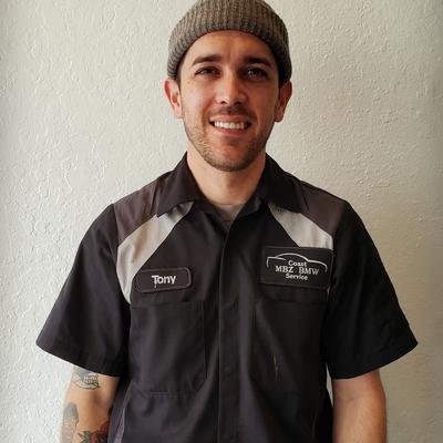 Tony - BMW Technician